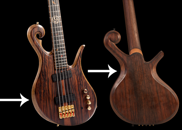 why buy a xylem custom bass or guitar. Black Bedroom Furniture Sets. Home Design Ideas
