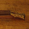 Limba headstock on a custom guitar neck